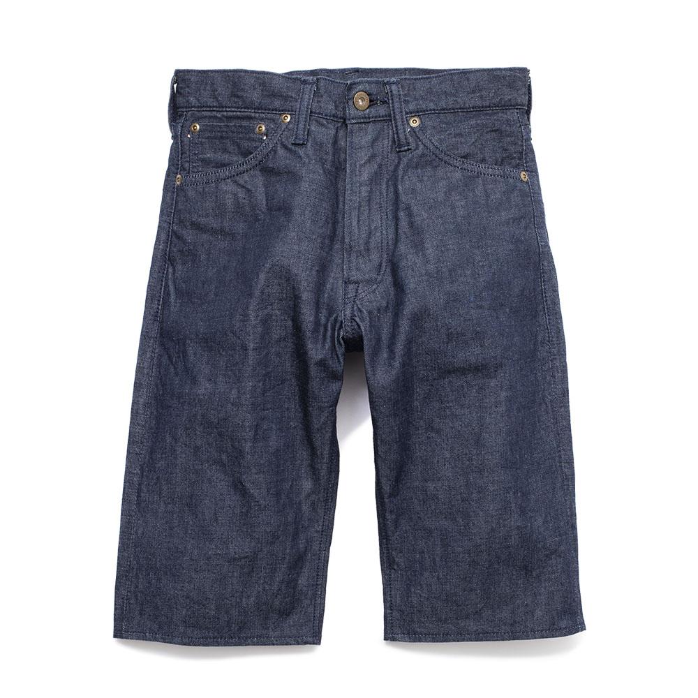 NEXTRAVELER TOOLS Black Pocket with Denim Shorts