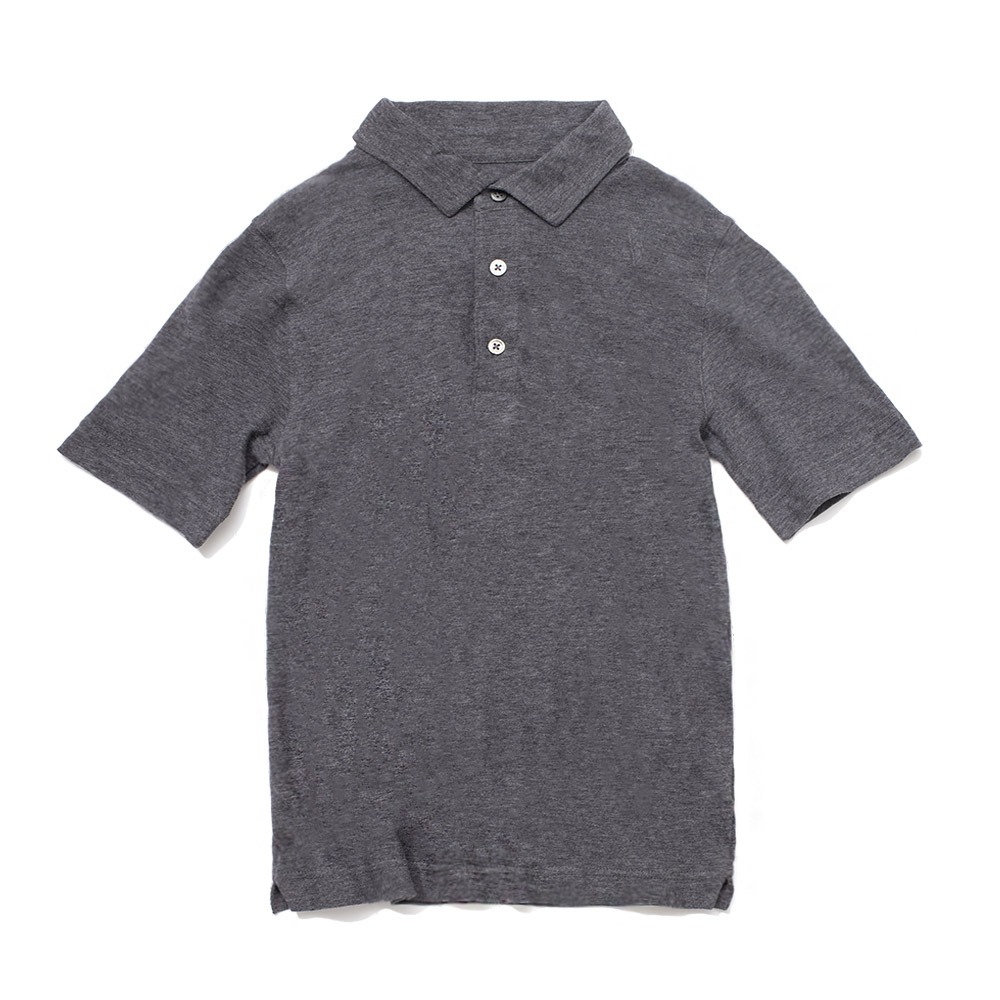 NEXTRAVELER TOOLS Loopwheel Short Sleeve Polo-Shirt