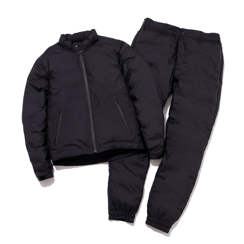 NEXTRAVELER TOOLS Riders Down Jacket & Pants