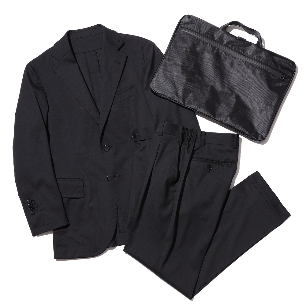 NEXTRAVELER TOOLS Bespoke Tailored Suit