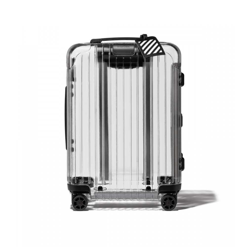 Rimowa × Off-White See Through Case
