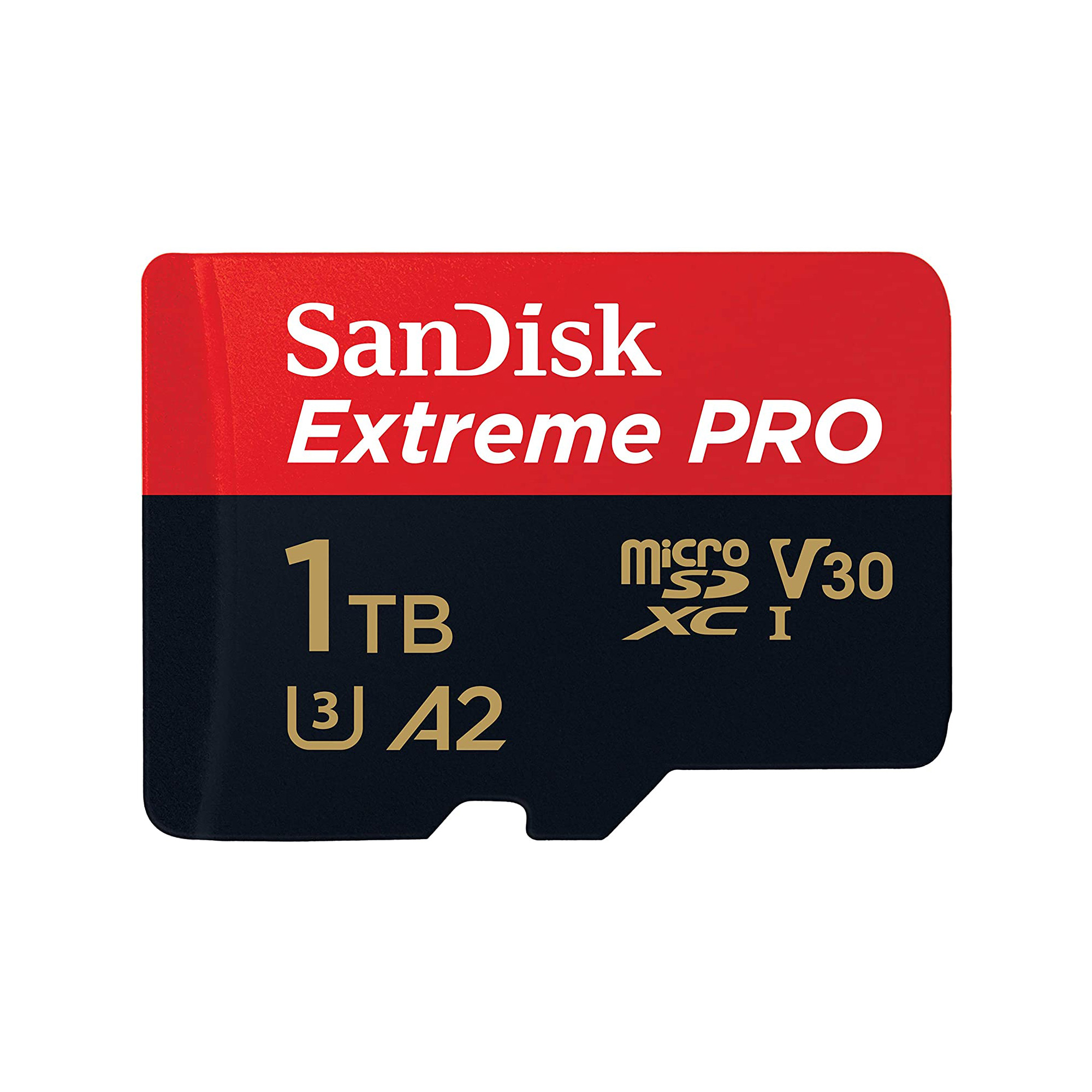 SanDisk Extreme Pro 1TB MicroSDXC