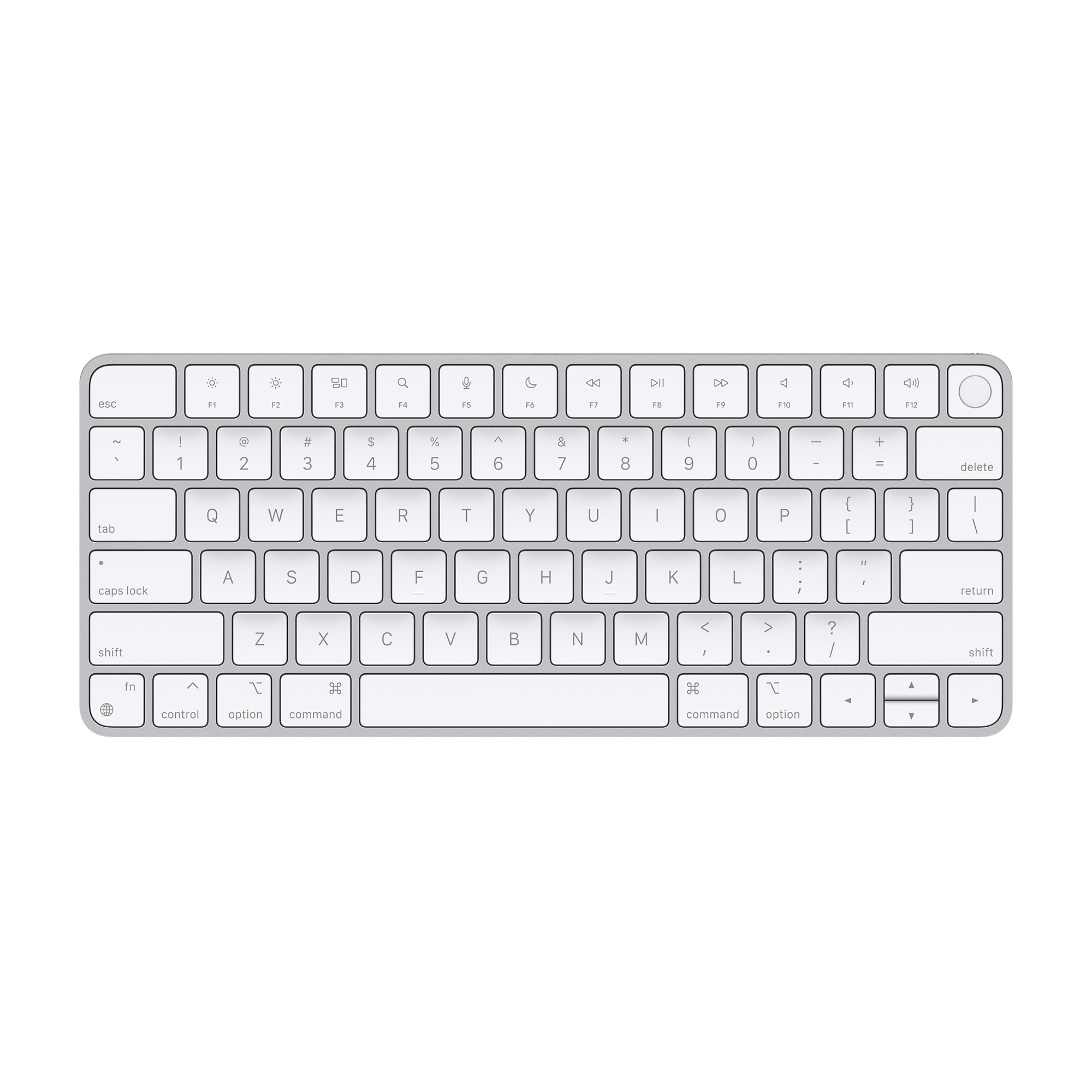 Apple Magic Keyboard with Touch ID